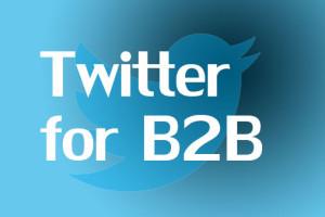 31 Twitter tips for B2B