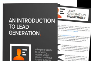 Free ebook: an introduction to lead generation
